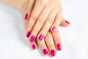 manicure smalto semipermanente