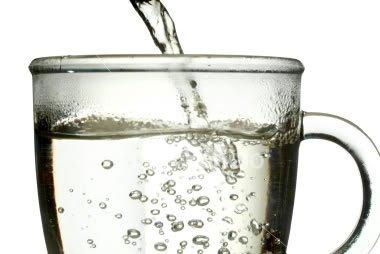 Liberati dalle tossine con l'acqua calda