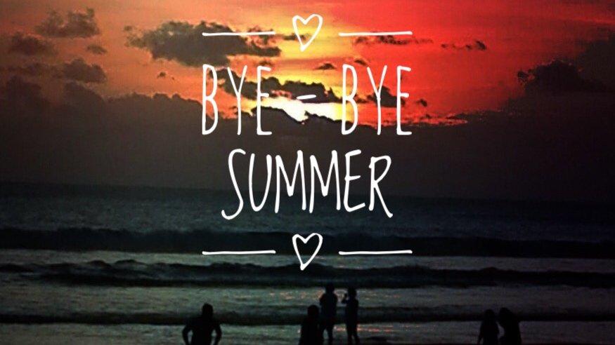 Come vedi la tua pelle alla fine dell'estate?
