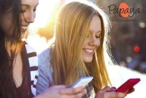 smartphone invecchia pelle