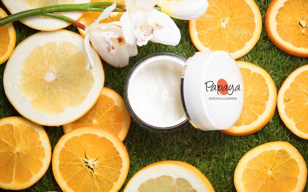 Vitamina C: benefici per la pelle