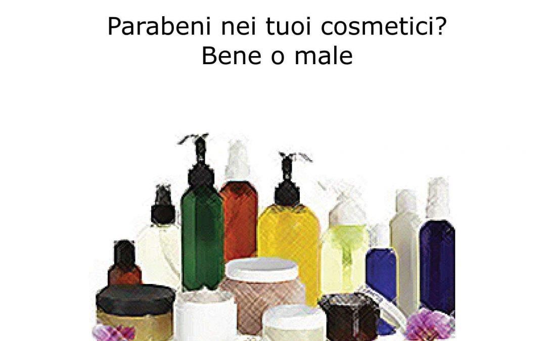 Parabeni e conservanti nei prodotti per la cura della pelle