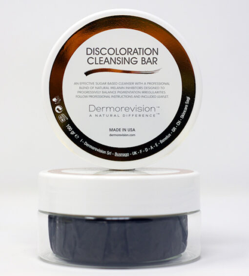 discoloration cleansing bar