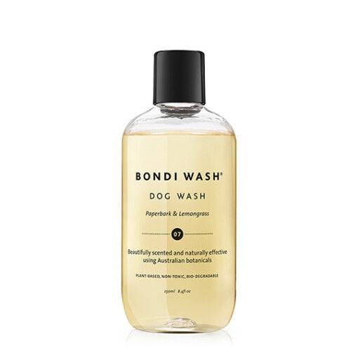 Shampoo per cani naturale