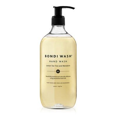 detergente mani naturale