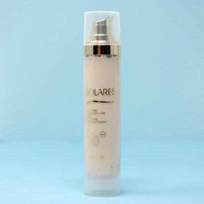 protezione viso Solares
