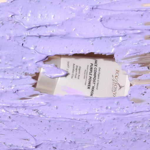 Face Compost Purple Power Mask 1